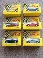 Shell Petrol Station Set Of Six Maisto Supercar Collection