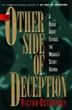 The Other Side of Deception: A Rogue Agent Exposes the Mossad's Secret-ExLibrary