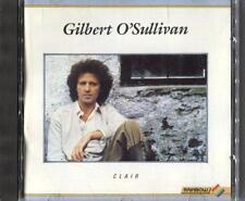 C.D.MUSIC  D420   GILBERT O'SULLIVAN :  CLAIR    CD