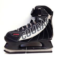 Cougar Eislaufschlittschuhe Schlittschuhe Semisoft Unisex US 11 / Gr. 44,5 Sale