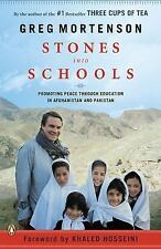 Stones into Schools: Promoting Peace with Education in Afghanistan and Pakistan,