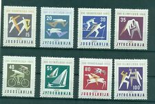 JEUX OLYMPIQUES - OLYMPIC GAMES ROME YUGOSLAVIA 1960