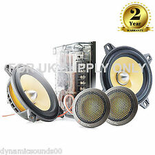"Focal 100KRS 10cm 4"" 2-Way Component Car Audio Speakers Kit 100 Watts"