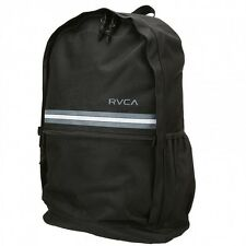 Brand NEW Mens RVCA Barlow Skateboard Backpack in Black(BKY)