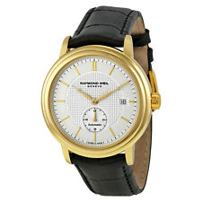 Raymond Weil Maestro Automatic Silver Dial Mens Watch RW-2838-PC-65001