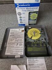 Intermatic T103 24 Hour Mechanical Time Switch  FOR LIGHTS OR POOLS