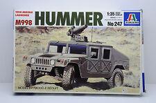 M998 HUMMER TOW-MISSILE LAUNCHER 1/35 ITALERI NEUF EN BOITE