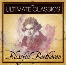 Unknown Artist Blissful Beethoven CD ***NEW***