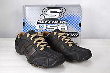 Men's Skechers USA, 62607, Diameter Vassell Casual Sneaker, Black/Tan, 9