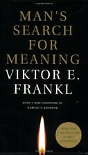 Man`s Search for Meaning by Viktor E. Frankl, (Mass Market Paperback), Beacon Pr
