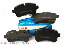 Genuine Allied Nippon Iveco Daily 2.3 3.0 Diesel Rear Axle Brake Pads New