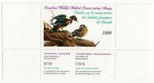 (I. B) Canada Revenue: licenza di caccia $7.50 (1990)
