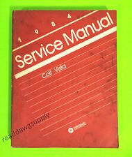 1984 Dodge Plymouth Colt Vista Wagon Service Shop Repair Manual Book