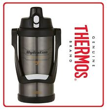 THERMOS 2L 2.0 L SPORT Insulated Stainless Steel Vacuum Hydration BOTTLE Handle