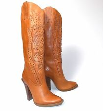 Jessica Simpson Abilene Cowboy Cowgirl Boots - Wmn's 7.5B Excellent Alan Western