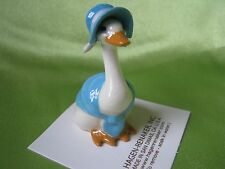 Hagen Renaker Mother Goose Blue Figurine Ceramic Miniature 20571 NEW