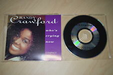 Randy Crawford - Who's crying now. CD-Single PROMO (CP1705)