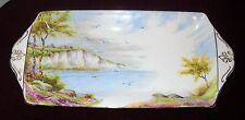 Paragon Cliffs of Dover fine bone china England large sandwich tray 10 3/4 320