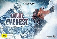 Mount Everest: Collector's Set NEW R4 DVD