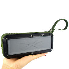 New Waterproof NFC Wireless Audio Speaker FM Radio MP3 Player for Bicycle/ Bike