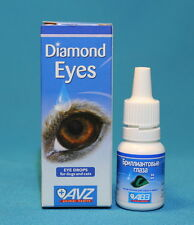 Diamond eyes Eye drops for cats and dogs pet hygienic treatment 10ml/0,34oz