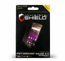 Zagg InvisibleShield for AT&T Samsung Galaxy SII Skyrocket Screen Protector