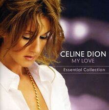 My Love Essential Collection - Celine Dion (2010, CD NUEVO)