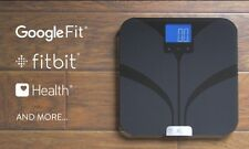 Scales Bathroom Body Fat Digital Bluetooth WeightPercentage Wireless Sync Fitbit