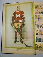 1929 La Presse Newspaper Complete Bounded 51 Premium Sports Illustrated Photos