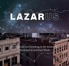 Lazarus: Original Cast Recording to the musical by David Bowie & Enda Walsh 2016