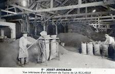 CPA 17 La ROCHELLE -- Ets JODET-ANGIBAUD (BELLE CPA GROS PLAN INDUSTRIE