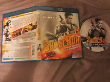 Shoot & Run de Renny Harlin avec John Cena, Blu-Ray, Action