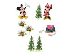 KIT TOPOLINO e MINNIE Disney decorazione soggetti in plastica torta cake design