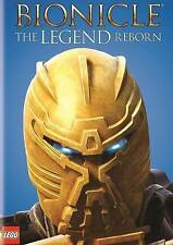 BIONICLE - THE LEGEND REBORN [USED DVD]
