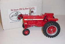 1/16 International 756 Canada Farm Show Edition Tractor W/Box!