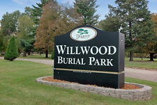 2 Cemetary Plots For Sale/Willwood Park, Rockford, Illinois - $3500.00