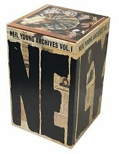 Neil Young- Archives: Vol 1 1963-1972 Blu-ray Brand New / Factory Sealed OOP