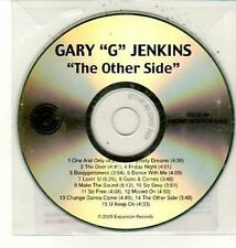 (DC901) Gary G Jenkins, The Other Side - 2005 DJ CD