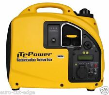 SUPER SILENT 2000W PORTABLE SUITCASE INVERTER GENERATOR GG 20i