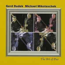 Gerd Dudek & Michael Mikolasch - The Art of Duo /  LAIKA RECORDS CD 2005