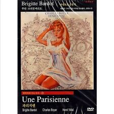 Une Parisienne (1957) DVD - Brigitte Bardot (New & Sealed)