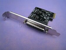 PCI-E PCIe Express controller Parallel Printer Adapter Card WCH