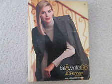JCPenney Catalog Fall Winter 1996 Penneys