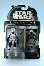 Star Wars Legacy Collection, Biker Scout, Cancelled figure line.