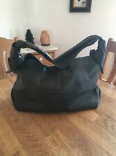 AUNTS AND UNCLES TASCHE SCHWARZ,LEDER