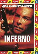 Inferno 1999 Jean-Claude Van Damme new dvd in English