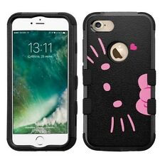 for Apple iPhone 7 Plus Impact Armor Rugged Hard Hybrid Case Hello Kitty #BP
