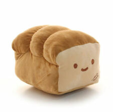 "Bread Pillow 10"" Plush Cushion Doll Room Home Decoration Gift Cute Kawaii UK"