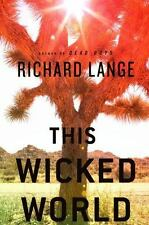 This Wicked World: A Novel-ExLibrary