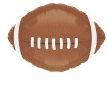 "Football 18"" Balloon Birthday Party Decorations"